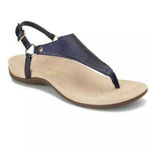 NEW VIONIC Kirra Metallic Sandal - Women's Size 6